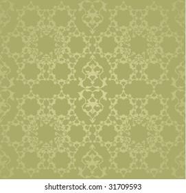 Traditional ottoman turkish seamless tile design