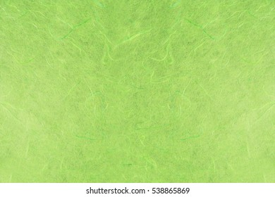 Traditional paper texture green