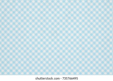 Traditional paper texture-blue check pattern