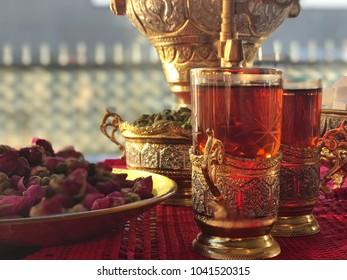 Traditional Persian Tea
