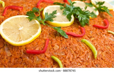 "Traditional polish ""greek style fish"" - Shutterstock ID 88878745"
