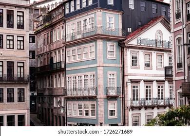 traditional Portuguese architecture in Porto