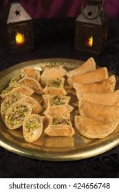 Traditional Ramadan Dessert - Katayef