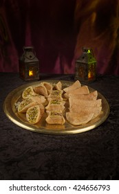 Traditional Ramadan Sweet - Qatayef