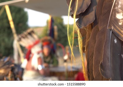 Traditional ritual song of Indians of North America. Powerful Shaman Drumming Native American Music Drum Shamanic Tantra