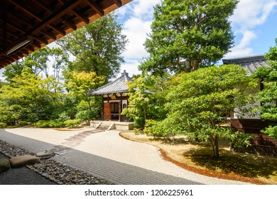 traditional rooms of a Japanese temple