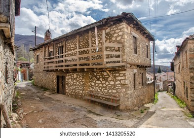 Traditional rural house - Brajcino village, Macedonia