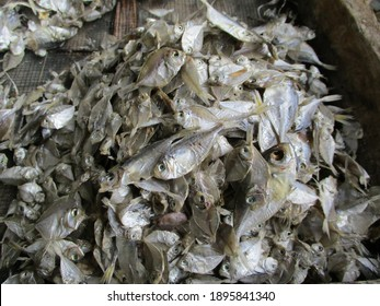 Traditional salted fish without pormalin or other preservatives