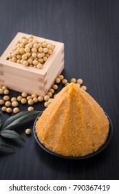 Traditional seasoning of Japanese MISO