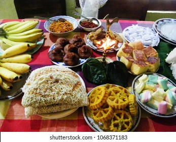Traditional Sri Lankan Sinhala And Tamil New Year Sweets