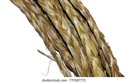 Traditional Sweetgrass Braids