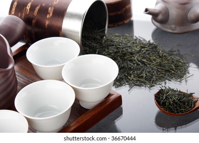 Traditional tea ceremony accessories(Japan)