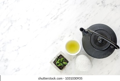 Traditional tea. Relax concept