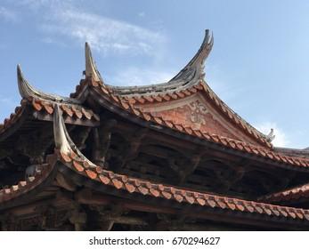 Traditional temp in Taiwan