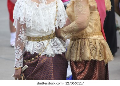Traditional Thai Costumes loincloth