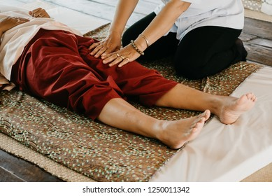 Traditional Thai Massage in Spa