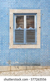 Traditional Tiles in Lisbon, Portugal