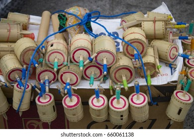 Traditional toy of java indonesia
