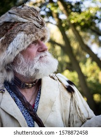 The traditional Trapper is a hunter and a shopkeeper. He will purchase animal pelts, hides and carcasses, all of which he can use to craft saddles, outfits and articles of clothing.