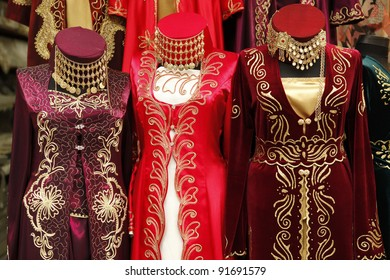 Traditional turkish costume