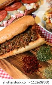 traditional turkish cuisine kokorec and kompir 12  JULY 2018