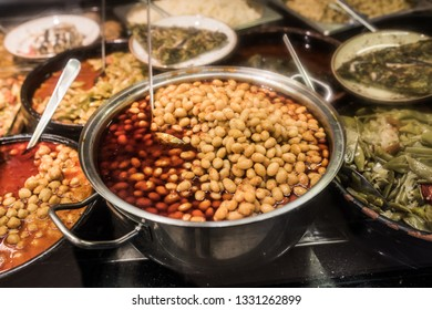 Traditional turkish food, Baked Beans