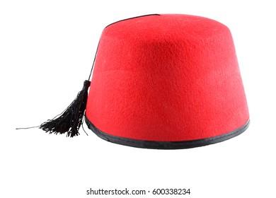 Fez Hat Images, Stock Photos & Vectors   Shutterstock