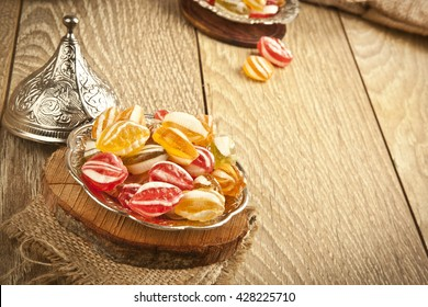 Traditional Turkish Ramadan Sweet Sugar Candy - Akide Sekeri