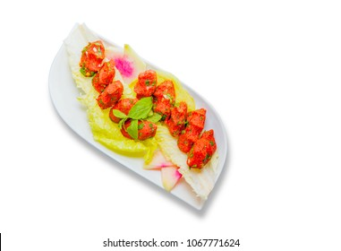 Traditional Turkish Raw Meat - Cig Kofte