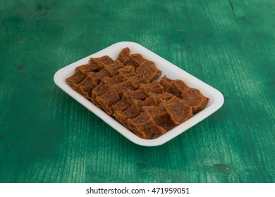 Traditional Turkish Raw Meat. ( Cig Kofte ) Turkish food.