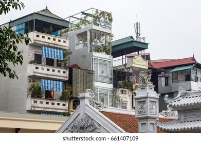 Vietnam House Front Images Stock Photos Vectors Shutterstock