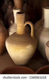 Traditional wheel thrown Pottery