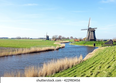 netherlands landscape images stock photos vectors shutterstock
