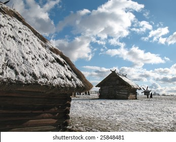 traditional wooden architecture