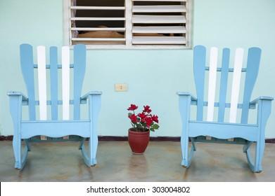 Tremendous Rocking Chair On Porch Images Stock Photos Vectors Ibusinesslaw Wood Chair Design Ideas Ibusinesslaworg