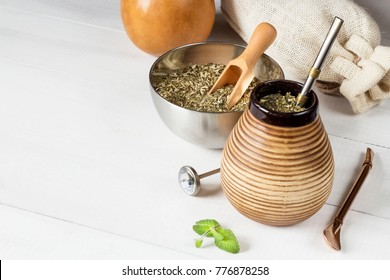 traditional yerba mate