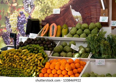 Traditional&Tropical fruits of Madeira