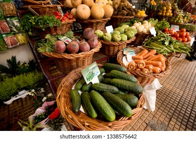 Traditional&tropical Madeira fruits
