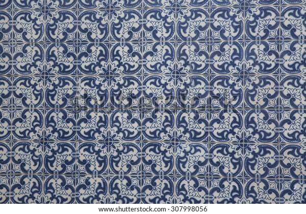 Traditionell portuguese tiles