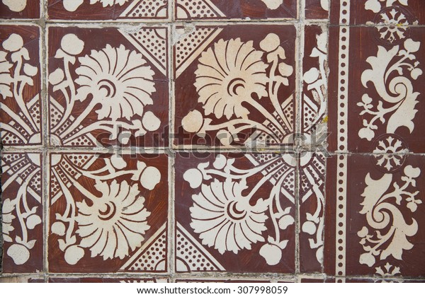 Traditionell portuguese tiles