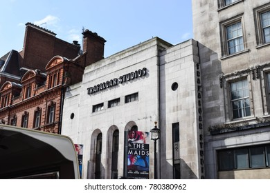 Trafalgar studios - Theater in London -LONDON, UK - October 17th, 2017