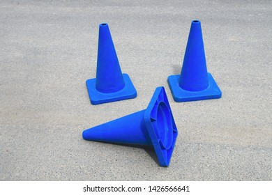 traffic cones web site under construction background