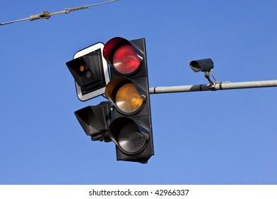 traffic light detail stop