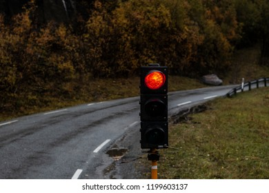 Traffic light Norway