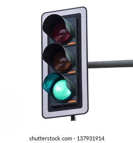 Traffic lights (green)