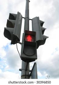 traffic lights, stop signal pedestrian