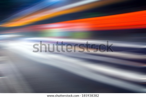 the traffic at night using dynamic fuzzy