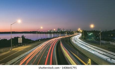 Highway in Perth Images, Stock Photos & Vectors | Shutterstock