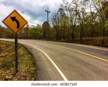 Traffic signs symbol.