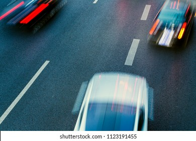 Traffic and transportation in modern cities